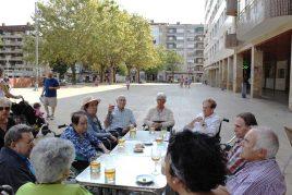 Salidas veraniegas de la Residencia de mayores Barandiaran de Durango