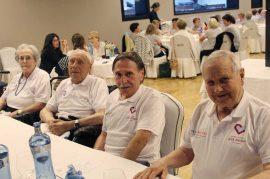 Encuentros de Gimnasia para personas mayores del Duranguesado