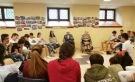 Entrevista a las personas mayores de la Residencia Barandiaran