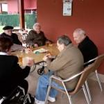 En el restaurante Betixu