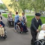 Programa Parkez Parke de la Residencia de personas mayores Santiago de Villabona