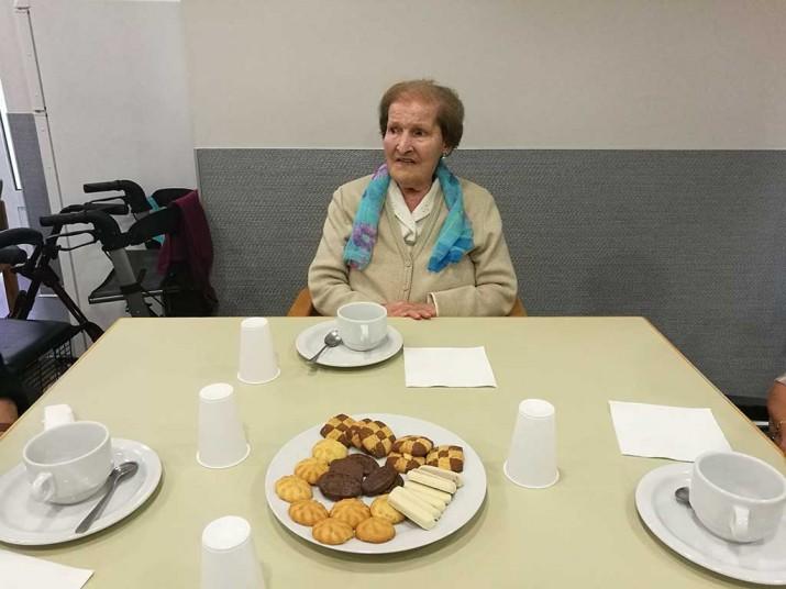 La persona mayor de más edad de Villabona cumple 103 años