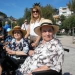Residencia de ancianos Santiago en el Festival de Cine de San Sebastián