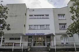 Residencia de personas mayores Santiago de Villabona (Gipuzkoa)