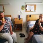 Taller de helados en la Residencia geriátrica Txurdinagabarri