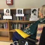 8 de Marzo en la Residencia geriátrica Txurdinagabarri