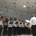 Euskotarrak en la Residencia de ancianos Txurdinagabarri de Bilbao