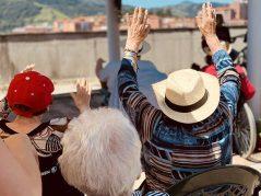 Residencia de mayores Txurdinagabarri: Concierto de Artoza