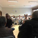 Residencia de ancianos Txurdinagabarri, programa intergeneracional