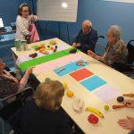 Taller de alimentación saludable en la Residencia y Centro de Día Barandiaran de Durango