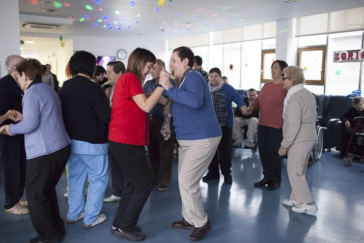 Música y baile con Koldo