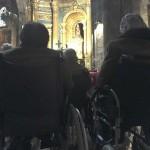 Eucaristía en la Basílica de Begoña
