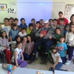 Programa intergeneracional con la Ikastola Begoñazpi