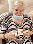 Rosquillas por San Blas en la Residencia Txurdinagabarri