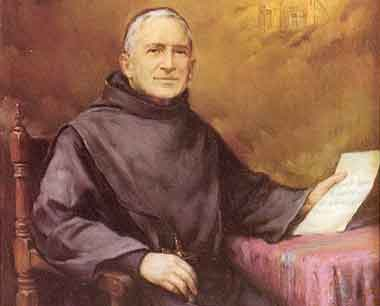Calendario de celebraciones en honor a San Benito Menni en abril
