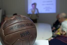 FEAFVren Futbolean oinarritutako Oroipen Tailerra Txurdinagabarrin izango da berriro