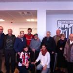El Taller de Reminiscencia para personas mayores, en Lezama con el Athletic