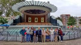 Celebración del Día Internacional de la Persona Mayor en el Arenal de Bilbao