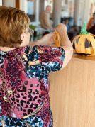 Halloween y Todos los Santos en la Residencia Txurdinagabarri